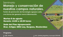 Manejo y conservación de nuestros campos naturales